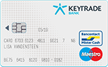keytrade bank logo